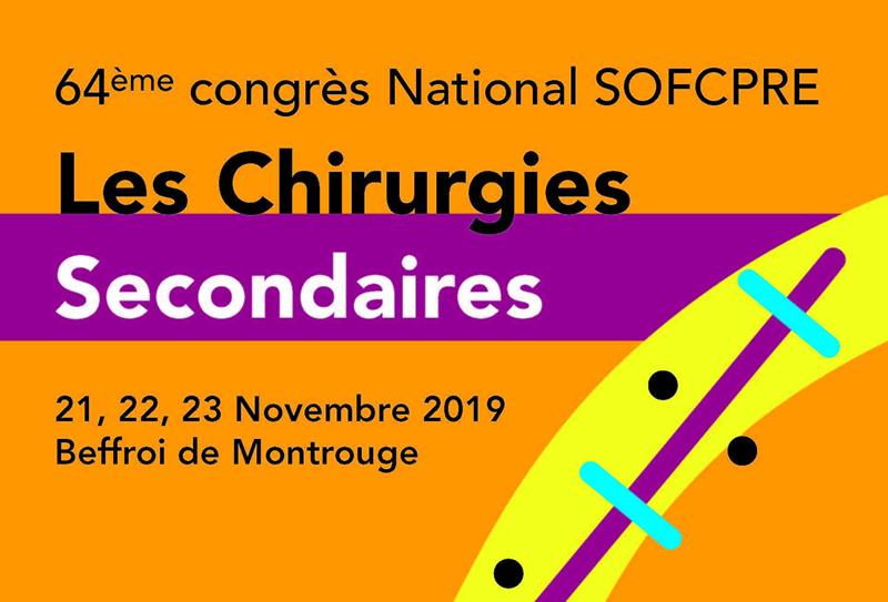 Congrès national SOFCPRE